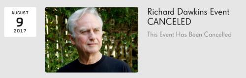 Image result for richard dawkins berkeley