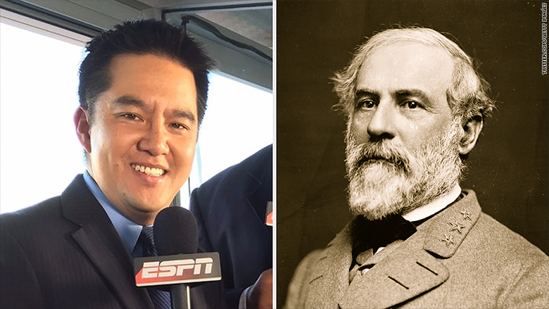 Ideological mishegas: ESPN removes Asian-American commentator named Robert Lee