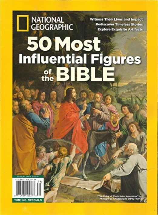 national geographic has a new book on famous bible characters why