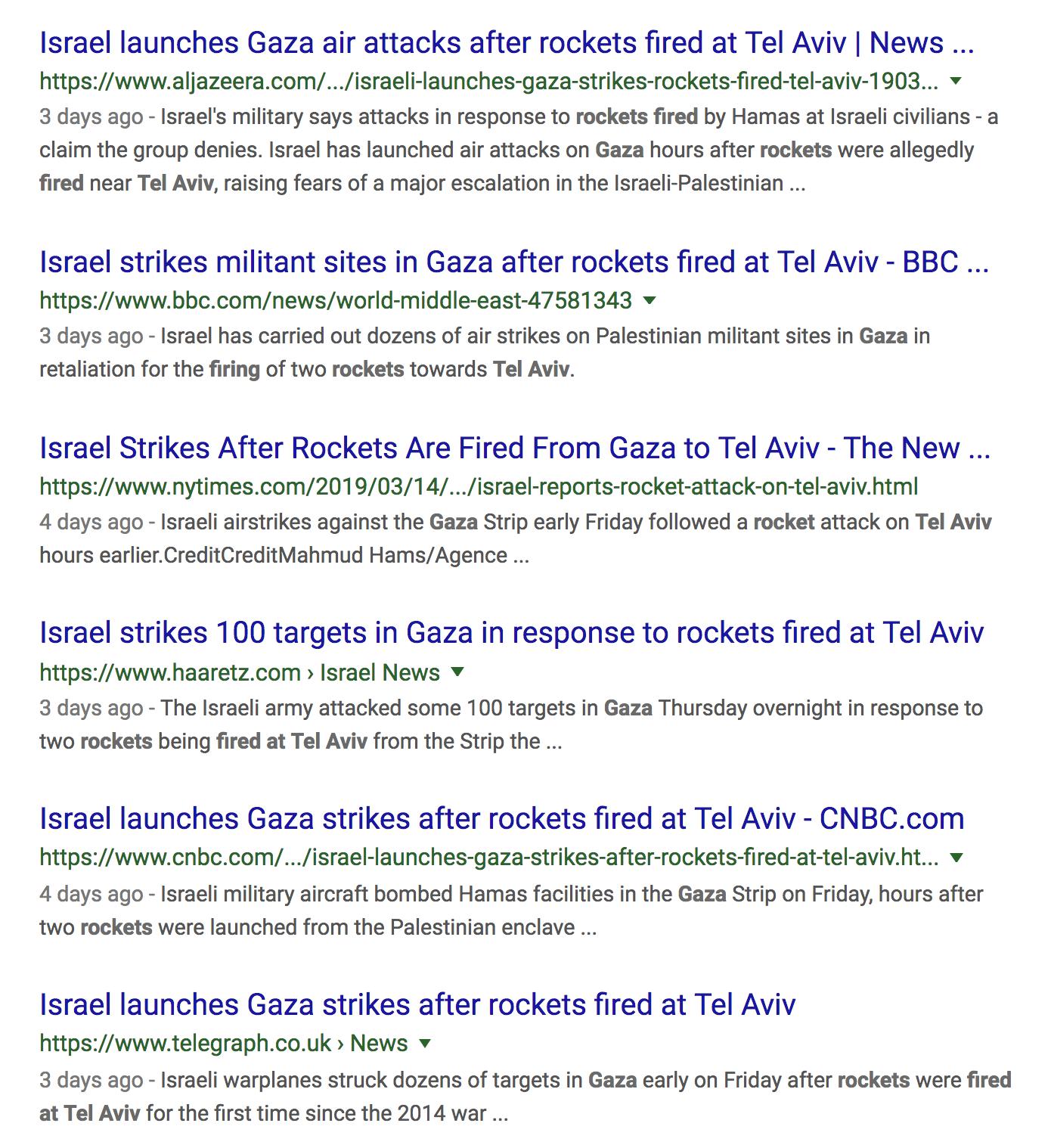 New York Times changes headline to make Israel seem more