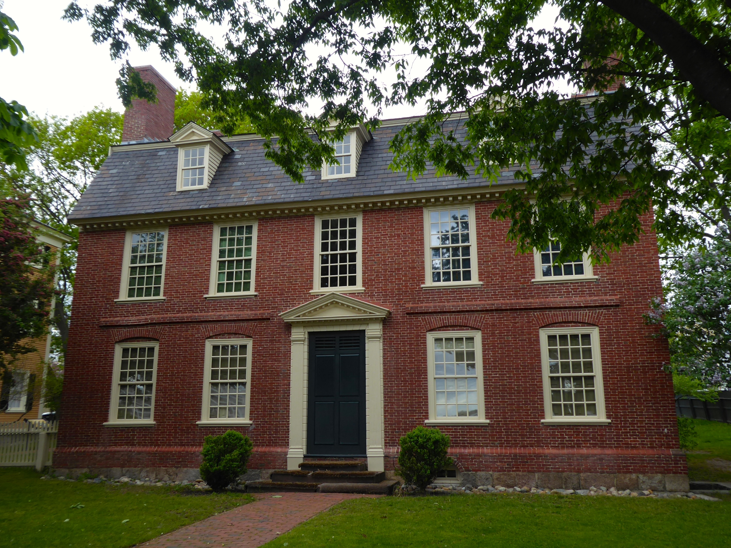 A visit to Salem « Why Evolution Is True